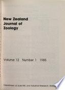 1985 - Vol. 12, No. 1